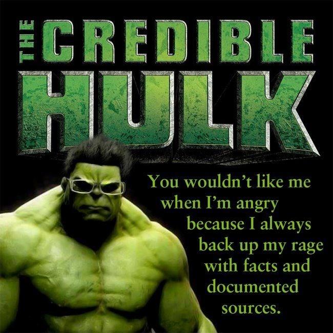 The Credible Hulk Delectable Hulk Quotes